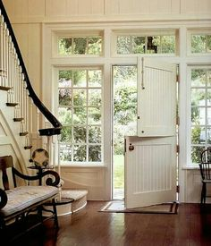Would love to try this, but with a screen door.....so, no pests come in.