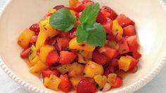 Friskt og godt innslag på grillbordet. Passer også godt til spekemat eller annet kjøttpålegg. | Dropp chili
