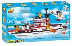 Statek Patrolowy Strażników Wybrzeża | Coast Guard Patrol Vessel