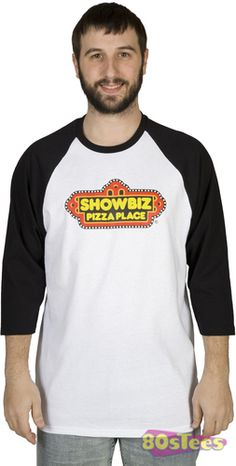 WOW!! -- Showbiz Pizza place, or as it's now known - Chuck E. Cheese