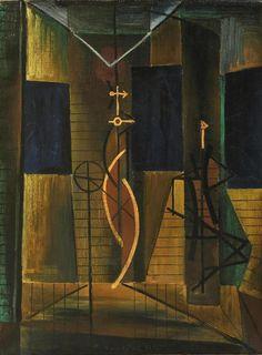 Frantisek Hudecek(CZE)     フランティシェクフデチェク(捷克) Prague, Surrealism, Illustration, Artist, Painting, Illustrations, Painting Art, Paintings, Drawings