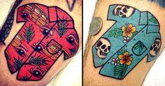 Search tattoos, tattoo styles, tattoo artists and tattoo shops!