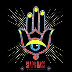 Slap In The Bass Logo by mixtape∆brioss