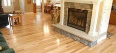 Image result for hickory flooring