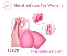 Menstrual Cup With Valve