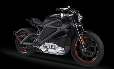 Meet the First Harley-Davidson Electric Motorcycle