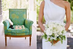 Real Wedding: Arianna & Jeff | Snippet & Ink photographed by Meg Smith
