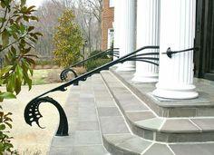 Interesting handrails