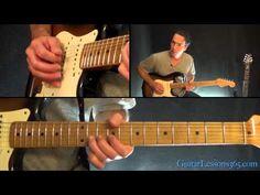 Led Zeppelin - Since I've Been Loving You Guitar Lesson (Part 1) - YouTube