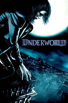 Underworld - Review: In Underworld (2003), Kate Beckinsale stars as Selene, a high-ranking member of an elite vampire… #Movies #Movie
