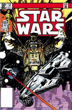 Star Wars N°52 (1981) by Walt Simonson and Tom Palmer