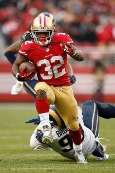 DuJuan Harris, San Francisco 49ers