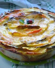 Pie «Vegetable flower» | Recipes/online