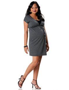 Motherhood Maternity: Babydoll Maternity Swim Cover-up $22.98