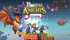 """Portal Knights Review - Beyond Minecraft 