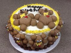 A Teddy Bear birthday !
