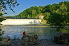 Spavinaw Area at Grand Lake State Park in northeast Oklahoma is a favorite amongst anglers.