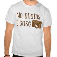 No Photos Please with vintage Camera