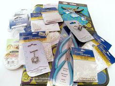GIVEAWAY: Jewelry Making Supplies