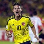 James, feliz en el Oporto, pero le seduce el fútbol español y el Real Madrid
