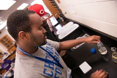 Chowan offers a biology degree with the ability to track into several different professions, including pre-nursing, pre-med, allied heath, pre-chiropractic, pre-dental, and pre-pharmacy.