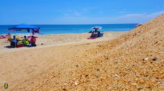 What a perfect day for the beach...  #OuterBanks #summer2015 #vacation #summervacation #visitnc #NC #nagshead #killdevilhills #kittyhawk #beach #summertime #summer   #relax   #OBX