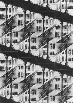 Série preta e branca by Cartemas, Aloísio Magalhães, via Flickr