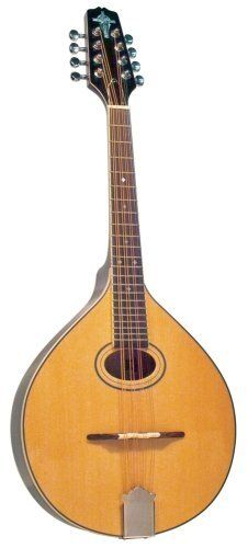 Trinity College TM-325 Celtic Octave Mandolin (Natural Finish) by Trinity College. $556.50. The Trinity College TM-325 Octave Mandolin is designed for traditional Celtic music though they are used un a wide variety of other styles as well.Top quality , all solid wood construction. The traditional style body is complemented by an elegant snakehead peghead with distinctive abalone inlay in the black and white overlay. This fine instrument has a Natural Finish