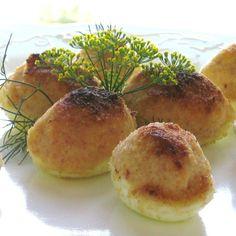 Polish Stuffed Eggs Recipe - Traditional Polish Jajka Faszerowany Stuffed Eggs Recipe
