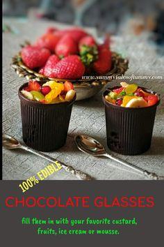 No Bake Desserts, Healthy Desserts, Dessert Recipes, Healthy Recipes, Vegetarian Platter, Vegetarian Recipes, Yummy Treats, Sweet Treats, Good Food