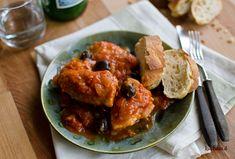 Pollo alla cacciatore, czyli kurczak po myśliwsku