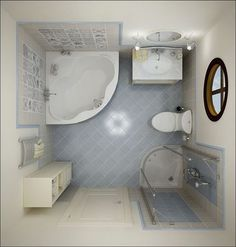 find this pin and more on bathroom decor - 6 X 6 Bathroom Design