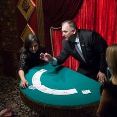 Image result for magicians parlour