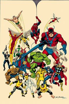 Marvel Comics - 1960s