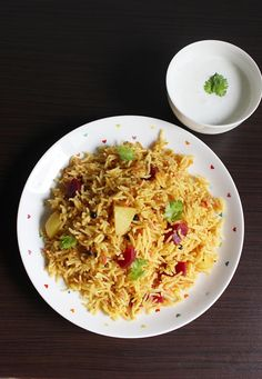Soya chunks peas pulao from divyas culinary journey indian food tomato bath recipe is a karnataka style one pot rice dish that tastes delicious is forumfinder Images