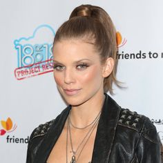 Creative Celebrity Ponytail Styles | POPSUGAR Beauty