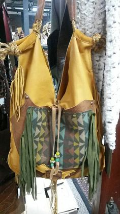 Check out this item in my Etsy shop https://www.etsy.com/listing/204439261/handcrafted-leather-ooak-nativebohoindie