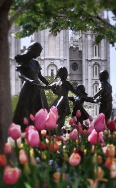 Tulip Dance | Salt Lake City Salt Lake City, Tulips, Utah, Crown, Dance, Dancing, Corona, Tulip, Crowns