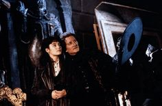 Robert Englund & jill schoelen in phantom of the opera (1989) #Horror