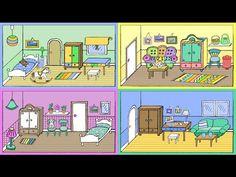 Ein leicht verständliches Video mit vielen Bildern, um Vokabular zum Thema Zuhause zu lernen. Für Kinder und Anfänger. An easy to understand video to learn a...