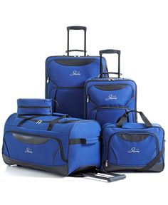 Skyway Freedom 5 Piece Spinner Luggage Set - Luggage Sets - luggage - Macy's