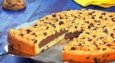 Cuisinez un cookie gant au Nutella Il est parfait pour les Cookie Recipes For Kids, Healthy Cookie Recipes, Cake Recipes From Scratch, Homemade Cake Recipes, Vegan Dessert Recipes, Homemade Brownies, Nutella Brownies, Cookie Au Nutella, Gourmet