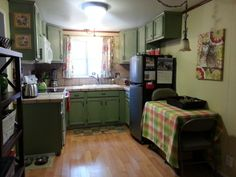 Need kitchen chairs.