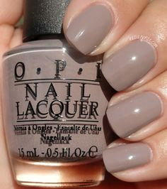 Berlin There, Done That - OPI Germany Collection Fall 2012