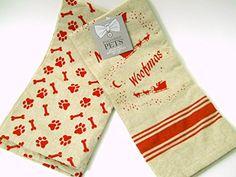 Polished Pets Set of 2 Kitchen Towels Christmas Woofmas a... https://www.amazon.com/dp/B01N6VGCH2/ref=cm_sw_r_pi_dp_x_7o-IybHB1JKZA