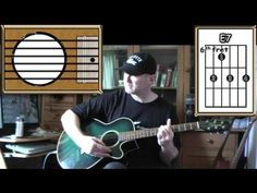 An acoustic guitar lesson of my interpretation of the classic Doors song - People Are Strange. Loads more free lessons can be found at Guitar Tutor Man's off...