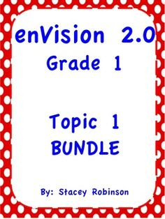 "Teaching aids for each lesson in Topic 1: *Flipchart with ""I can"" statements and teaching aids *Task cards for each lesson *Practice sheets for each lesson *Addition and Subtraction factpractice for each lesson *Lesson Plan for Topic 1 *Printable ""I can"" statements for Topic 1"