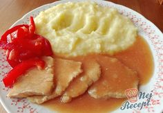 99 z Cantaloupe, Mashed Potatoes, Food And Drink, Meat, Chicken, Fruit, Ethnic Recipes, Nova, Puertas