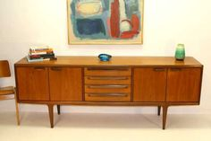 Retro Sideboards   1950's, 1960's and 1970's retro and vintage furniture v nice too
