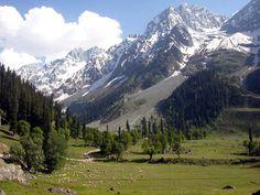 amazing beauty of kashmir valley